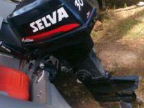 2-х тактные Selva 25 30