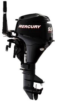 4-х тактные Mercury F8 F9.9 F15