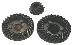 A set of gears Набор шестерен