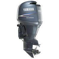 4-х такт Yamaha F150 F175 F200