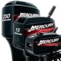 Запчасти к лодочным моторам Mercury (Двухтактные)