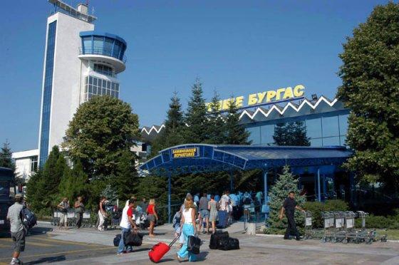 Аэропорт Бургаса до Поморие