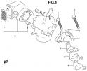 Впускная труба и глушитель (Intake Pipe / Silencer)
