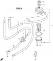 Топливный насос (Fuel Pump) (DT9.9K/15K)