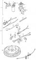 Дополнительные опции - электростартер (Option - Starter Motor)