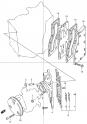 Впускной короб (Inlet Case) (модели DT25/30)