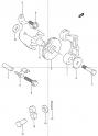 Управление дросселем (Throttle Control) (модели DT25/30:E40)