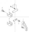Запчасти дистанционного управления (Remote Control Parts) (модели DT30R)