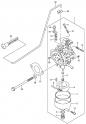 Карбюратор (Carburetor) (для моделей DF6 2003 года)