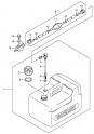 Опции - топливный бак (Opt: Fuel Tank - Resin)