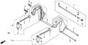 Кронштейн транца (Stern Bracket) F10