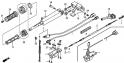 Ручка рулевого управления (Handlebar) F1