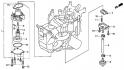 Масляный насос (Oil Pump) E-5