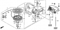 Барабанный стартер (Recoil Starter) E11