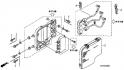 Блок контактного зажигания (C.D.I. Unit) E20