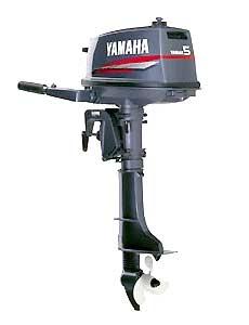 2-х тактные Yamaha 4 5