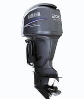 4-х тактные Yamaha F225 F250