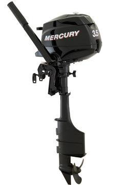 4-х тактные Mercury F3,5