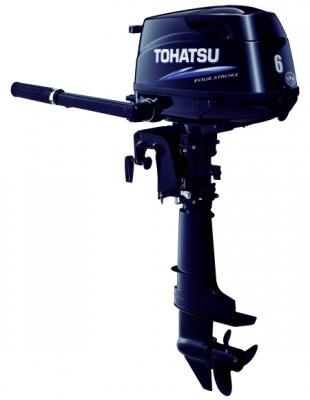 4-х тактные Tohatsu MFS2