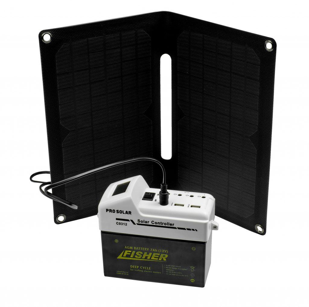 A solar panel Солнечная панель