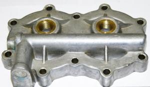 Cylinder head Головка блока цил