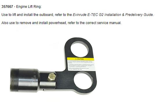 Lifting Ring подъемное кольцо