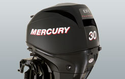 4-х тактные Mercury F25 F30