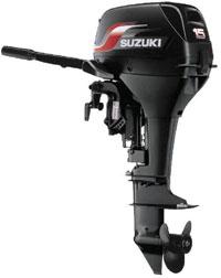 Suzuki DT9 DT9.9 DT15