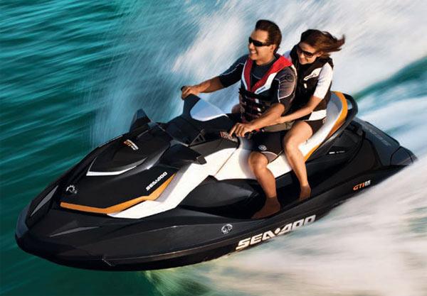 Запчасти на гидроциклы Sea-Doo Bombardier