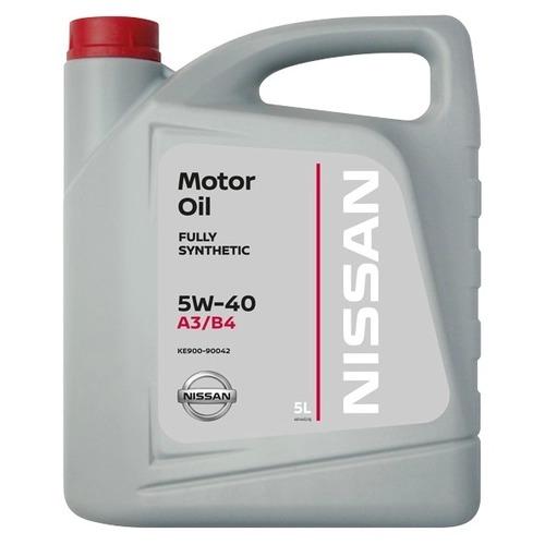 Моторное масло NISSAN Фильтры