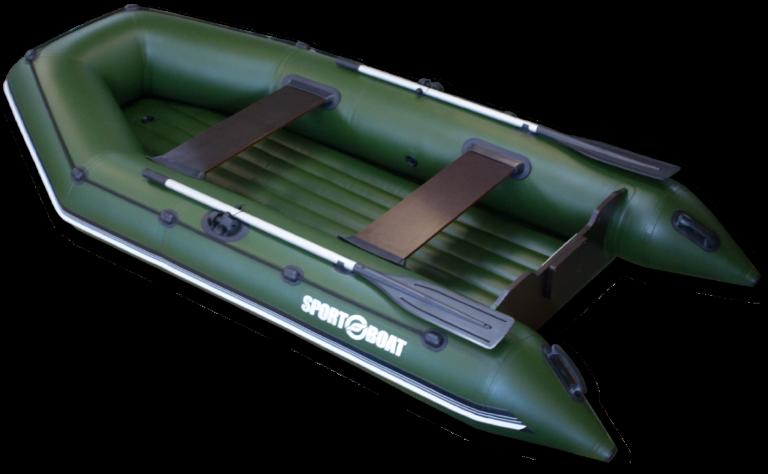 Надувные Лодки с надувным дном