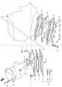 Впускной короб (Inlet Case) (модели DT25K)