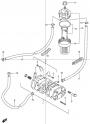 Топливный насос (Fuel Pump) (модели DT25/30)