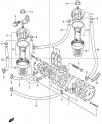Топливный насос (Fuel Pump) (модели DT25K)