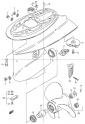 Картер коробки передач (редуктор) (Gear Case)
