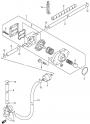 Топливный насос (Fuel Pump) модели DF4 2002-2003 года
