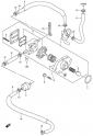 Топливный насос (Fuel Pump) модели DF4 2005-2009 года