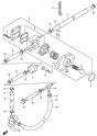 Топливный насос (Fuel Pump) модели DF5 2005-2008 года и DF6 модели 511204~