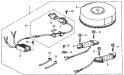 Комплект зарядной розетки (Charge Receptacle Kit) EOP-2