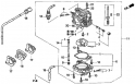 Карбюратор (ручн.) (Carburetor) E14