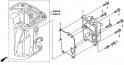 Крышка выхлопной камеры (Exhaust Chamber Cover) E16