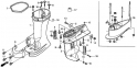 Картер / Удлиняющий кожух (Gear Case + Extension Case) F3