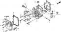 Головка блока цилиндров (Cylinder Head) E2