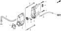Крышка шумопоглотителя (Muffler Cover) E14-20