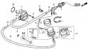 Топливный насос (2) (Fuel Pump) E18-1