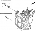 Комплект водяного шланга (Flush Kit) EOP-2