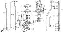 Водяной насос и вертикальный вал (1) (Water Pump + Vertical Shaft) F-4
