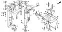 Корпус шарниров (1) (Swivel Case) F-11