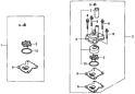 Комплект центробежного насоса (Pump Kit, Impeller) FOP-6