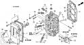 Головка блока цилиндра (Cylinder Head) E2